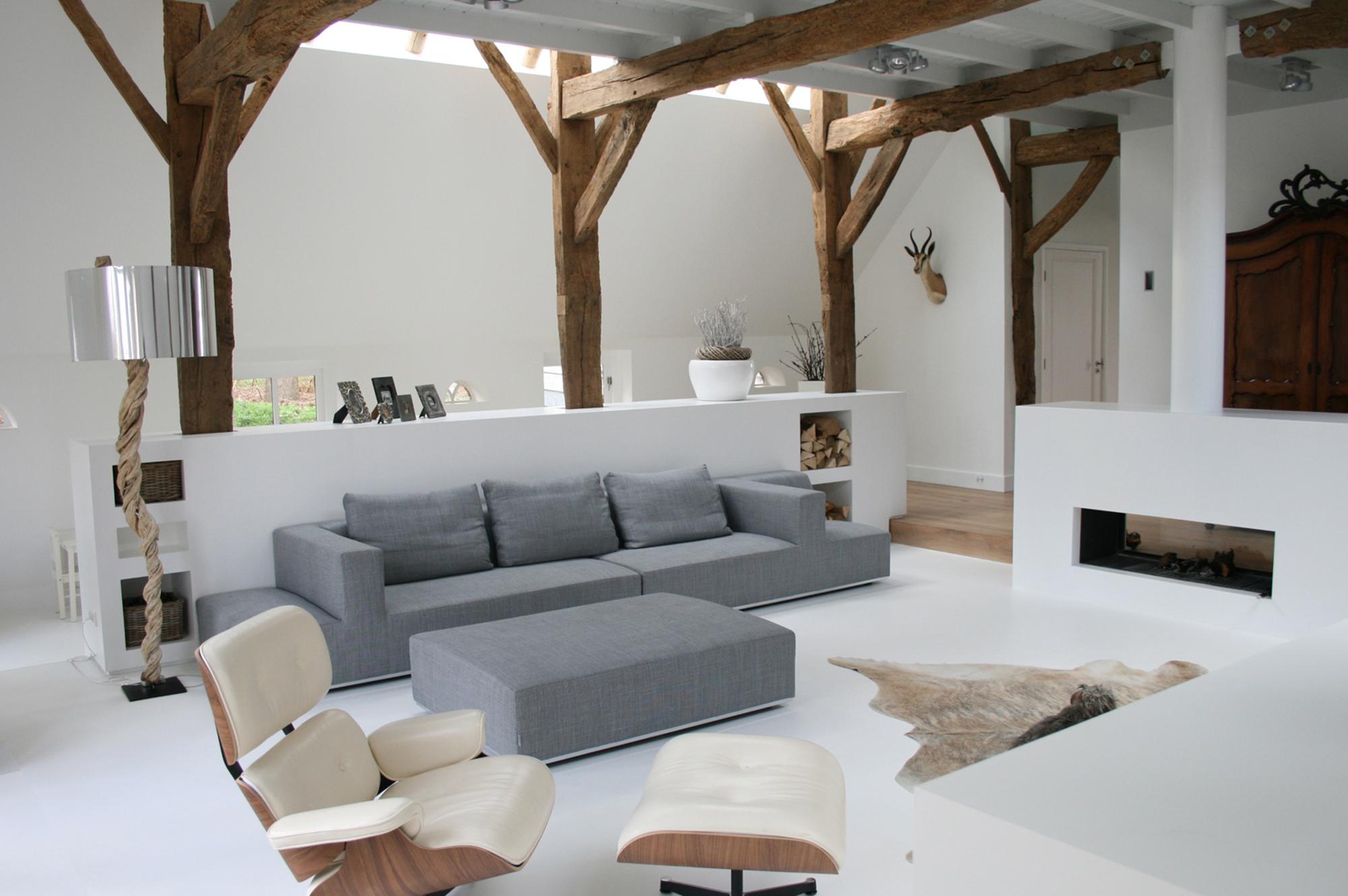 Vide In Huis : Wanddecoratie hout zelf maken interieur meubilair ideeën