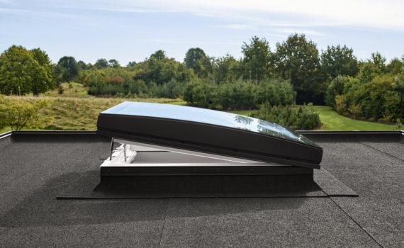 VELUX wint Archiproducts Design Award voor koepel gebogen glas